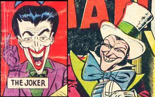 Joker vs. Minstrel