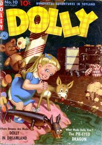 Dolly 10 cover