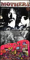 Absolutely Free - Mothers of Invention 1967 art by FZ
