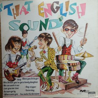 English Sound Front