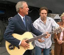Bush_guitar