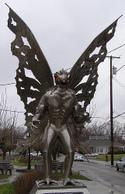 Mothman_statue_5