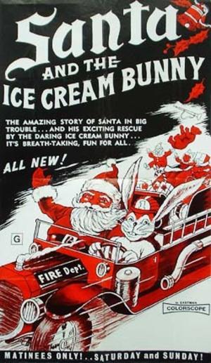 Santa and the Ice Cream Bunny movie