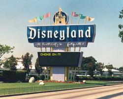 Disneylandsigngenerator