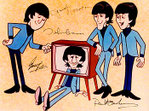 Beatlescartoon