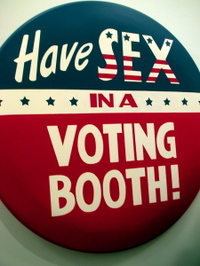 Waterssexvotebooth