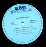 Mastitis Melodies LP