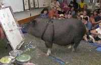 Painting_hog