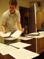 Rachel_sorts_papers