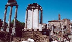 Roman Courthouse