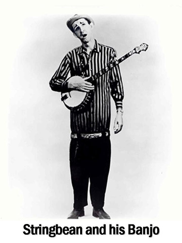 Murder in the Kornfield: The Life and Death of Stringbean