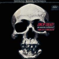 CD cover, skull