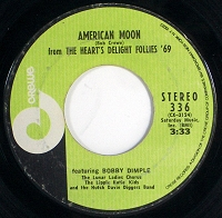 American Moon 45 & link to MP3
