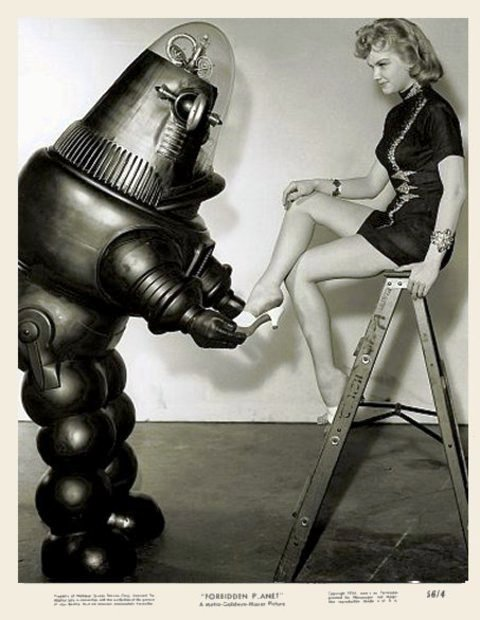 FS: Die Cast ROBBY THE ROBOT from Forbidden Planet ...